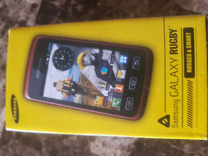 Samsung Galaxy Rugby phone (ROGERS)