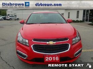 2016 Chevrolet Cruze Limited LT   Low Mileage, Remote Start, Bac London Ontario image 2