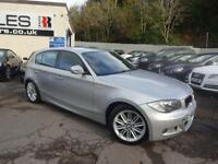 2010 60 BMW 1 SERIES 2.0 120D M SPORT 5D 175 BHP DIESEL
