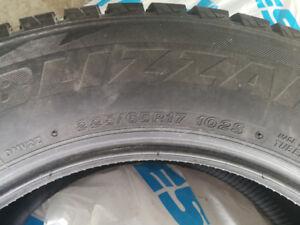 Pneus 225/65/17 Tires