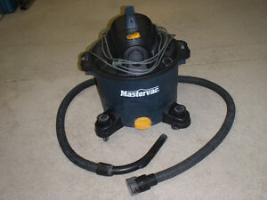 MasterVac 6,5 gallons