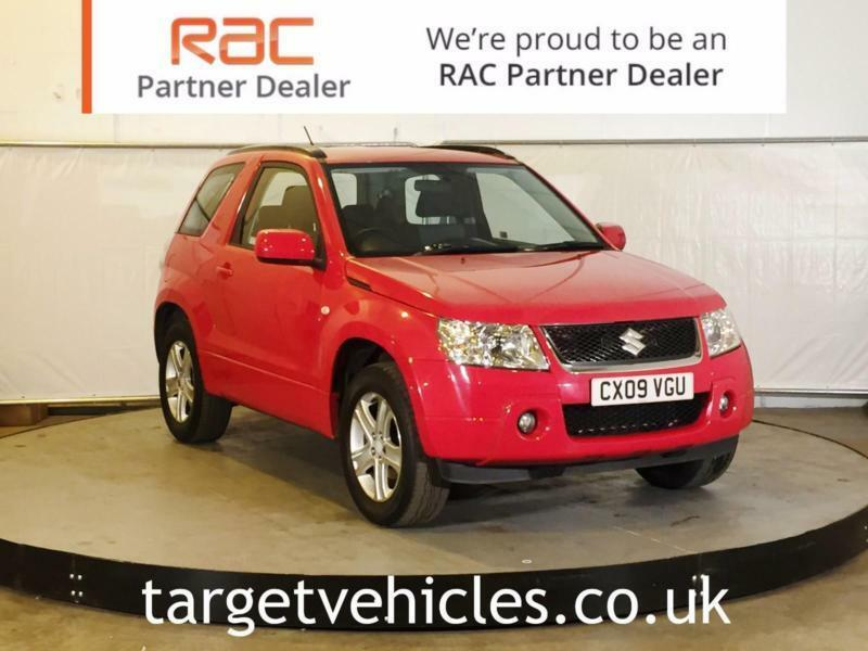 2009 suzuki grand vitara 1 6 vvt full service history low mileage in ayr south ayrshire. Black Bedroom Furniture Sets. Home Design Ideas