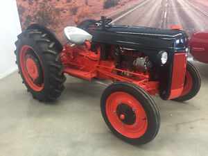 1941 Ford 9N Restored Tractor 3pt hitch