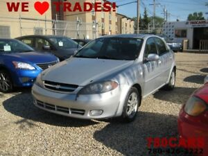 2006 Chevrolet Optra 5 5dr HB LT - LOW KMS - KEYLESS ENTRY