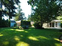 4 Bedroom/2 Full Bath One Level Hafe Duplex in Downtown Langford