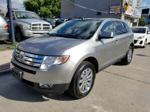 2008 Ford Edge Limited, SUV Crossover,