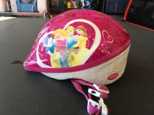 Girls bike helmet for sale