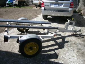 seadoo and motorcycle trailer
