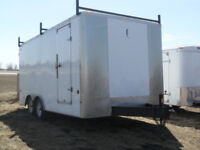 Just Arrived 2014 Used Royal Construction Trailer Calgary Alberta Preview