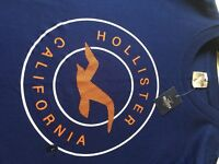 Men's Brand new Hollister T-shirt