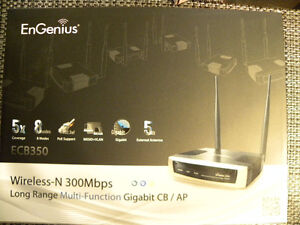 Engenius ECB 350 Wireless Router/Access Point/Repeater