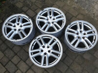"16"" Subaru 10 Spoke Rims"