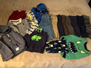 Boys 24 month clothing. Asking $20 for all.