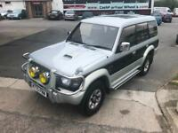 1994 Mitsubishi Pajero Exceed 4x4 2.8 Intercooler Turbo - Only 118000 Miles