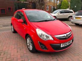 Vauxhall/Opel Corsa 1.3CDTI 16v ( 95ps ) ( a/c ) ecoFLEX 2011MY SE