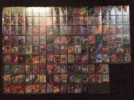 Ultra Fleer Xmen 94 & 95 Card Collection - Rare