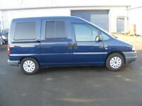 2003 PEUGEOT EXPERT 1.9TD 2190kg Window Van