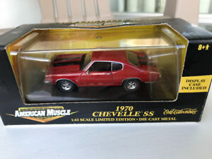 1/43 scale 1970 Chevelle SS diecast vehicle