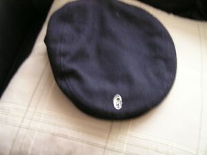 Conte of Florence -wool Dark Blue -tuck away ear flaps-Men West Island Greater Montréal image 7