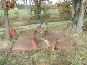 Farm Equipment- various pieces