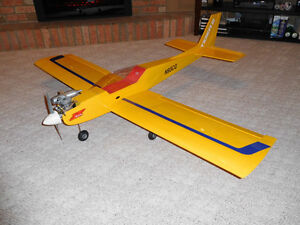 New Great Planes / Goldberg Tiger 2 RC Airplane