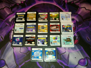 DS/ 3DS /  Gameboy / GBA Cart only selection.