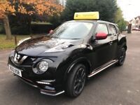 Nissan Juke 1.6 DIG-T NISMO (black) 2013