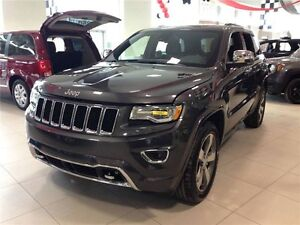 Jeep Grand Cherokee Overland 2015 Cuir, Toit Pano, Caméra, Uconn