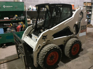 Bobcat S185 2006 2800hrs ,A1 Condition