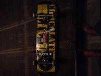 Skate chocolate limited edition nego