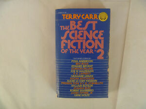 The Best SCIENCE FICTION Of The Year #2 by Terry Carr