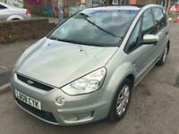 2008 FORD S-MAX 1.8 TDCI LX.. 7 SEATER ..TRADE PX TO CLEAR.. 07956-110 445