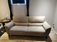 Beige couch