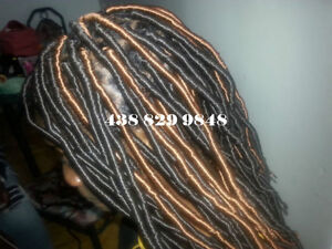 AFRICAN BRAIDS AND HAIRSTYLES AT HOME West Island Greater Montréal image 1