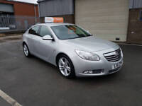 2011 61 VAUXHALL INSIGNIA 2.0CDTi SRI ( 160ps ) ONLY 44,000 MILES WARRANTED