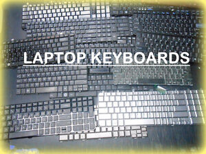 $15 Laptop Keyboards...pulled from working units..free shipping