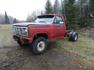 1986 Ford 6.9 Diesel 4X 4