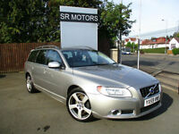 2009 Volvo V70 2.0 D ( 136ps ) R-Design(HISTORY,WARRANTY)