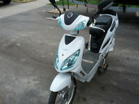 Ecoped Pulse Scooter - ebike e-bike electric bike
