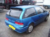 OLD BANGER WANTED FREE OR VERY CHEAP FOR A RALLY IN MAY IDEALLY A SUZUKI SWIFT BUT TRY ME
