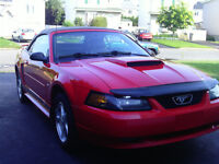 2002 Ford Mustang convertible Cabriolet