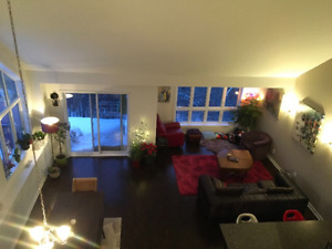 A nice room in a luxurious condo on Ottawa river