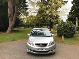 2007 Honda FR-V 2.2i-CTDi ES 6 SEATS 5 DOOR MPV TURBO DIESEL(FINANCE AVAILBLE)