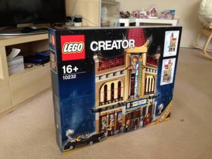 LEGO 10232 Palace Cinema Brand New Factory Sealed