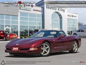 2003 Chevrolet Corvette   - Low Mileage - *