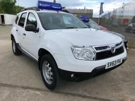 Dacia Duster 1.5dCi 110 ( 109bhp ) 4X4 Ambiance