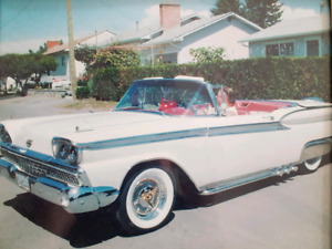 Reduced Price on 1959 Ford Skyliner