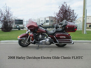 2008 Harley Davidson Electra Glide Classic - PRICED TO GO QUICK!