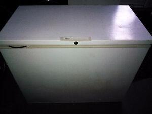 Congélateur Gibson usagé blanc
