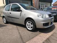 2005 55 Fiat Punto 1.2 8v Active Sport LOW MILEAGE